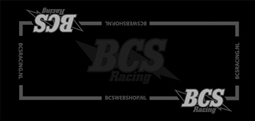 Custom pitmat Bcs Racing