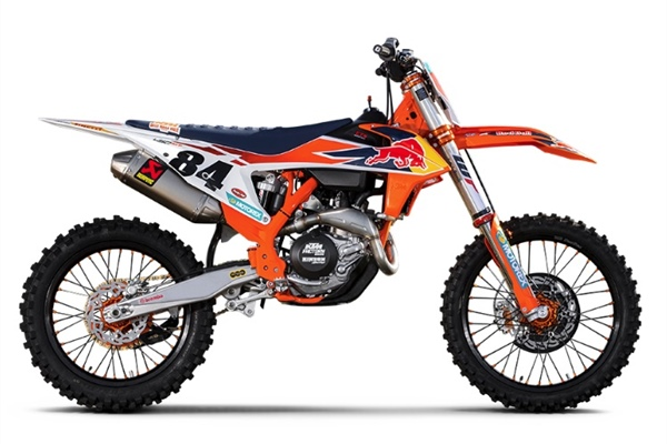 Factory (Herlings) Replica - SX-F 450 2019