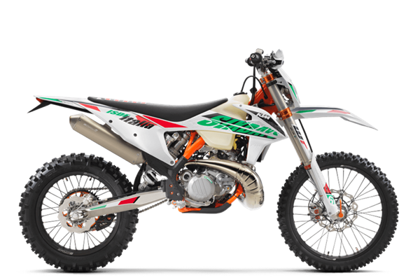 KTM 300 EXC TPI 2021 SIX DAYS