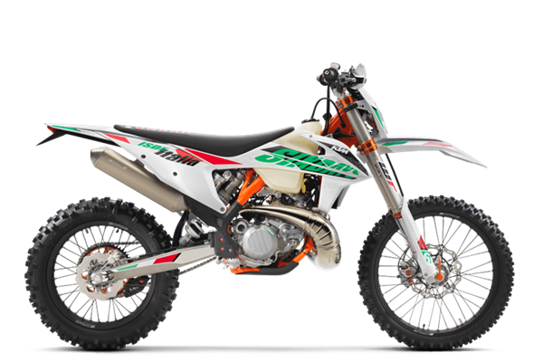 KTM 250 EXC TPI 2021 SIX DAYS