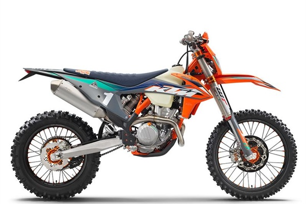 KTM 350 EXC-F - WESS -  2021