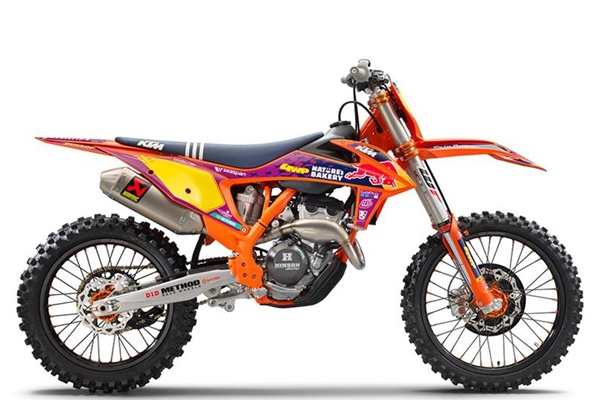 KTM 250 SXF TROY LEE DESIGNS 2021